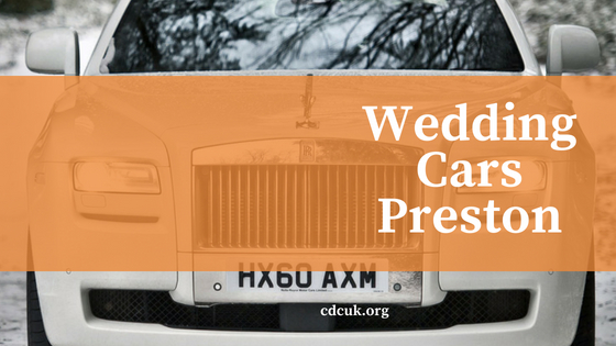 Wedding Cars Hire Preston